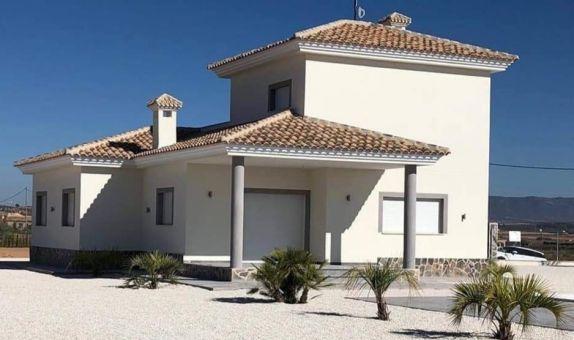 For sale: 4 bedroom house / villa in Pinoso / El Pinós