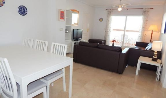 For short-term let: 2 bedroom apartment / flat in Villamartin