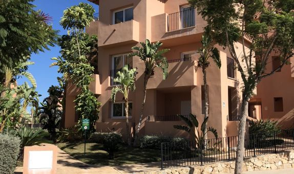 For long-term let: 1 bedroom apartment / flat in Mar Menor