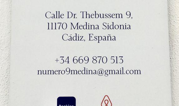 For short-term let: 3 bedroom house / villa in Medina-Sidonia