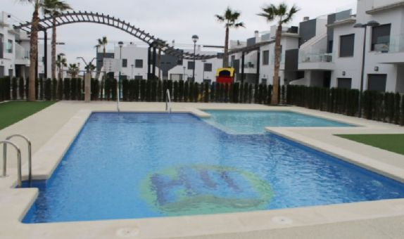 For short-term let: 2 bedroom apartment / flat in Pilar de la Horadada