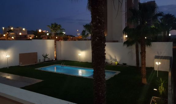 For long-term let: 1 bedroom apartment / flat in Guardamar del Segura