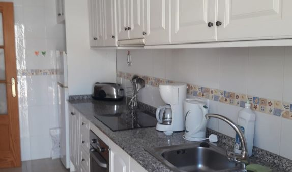 For long-term let: 3 bedroom house / villa in Santiago de la Ribera