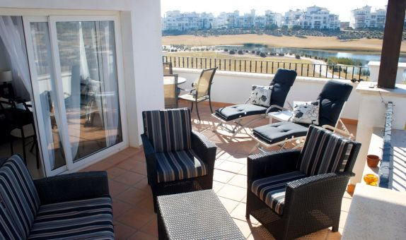 For sale: 2 bedroom apartment / flat in Hacienda Riquelme