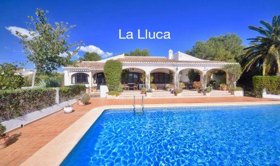 For sale: 4 bedroom house / villa in Javea / Xàbia