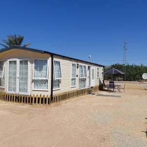 For sale: 2 bedroom mobile home