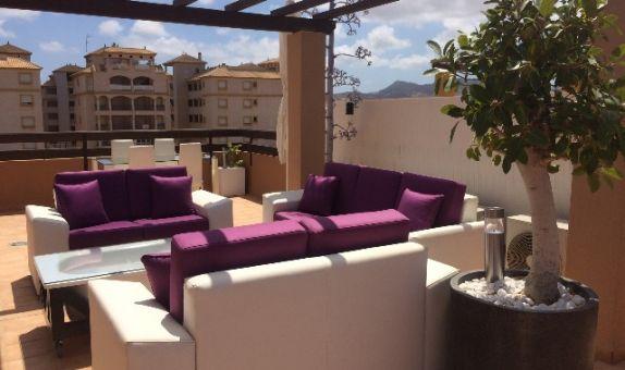 For sale: 2 bedroom apartment / flat in Mar De Cristal