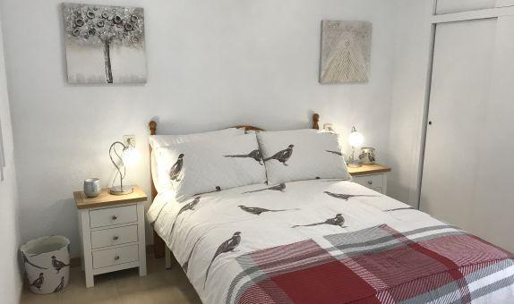 For long-term let: 2 bedroom house / villa in La Mata