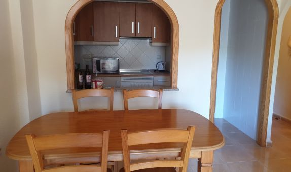 For long-term let: 1 bedroom apartment / flat in Cabo Roig