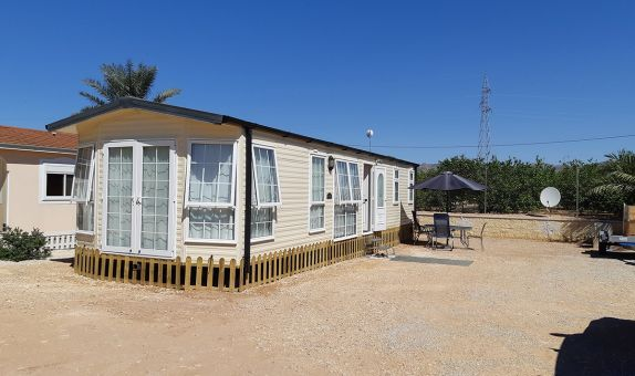 For sale: 2 bedroom mobile home in Albatera