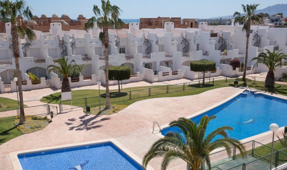 For short-term let: 2 bedroom house / villa in Palomares